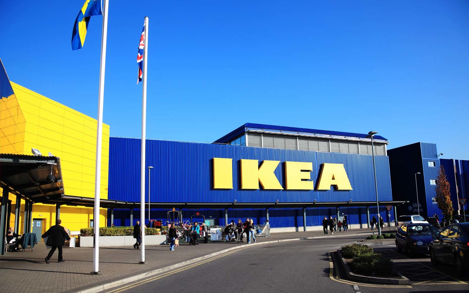 There's A Huge Mistake In This World Map IKEA Is Selling