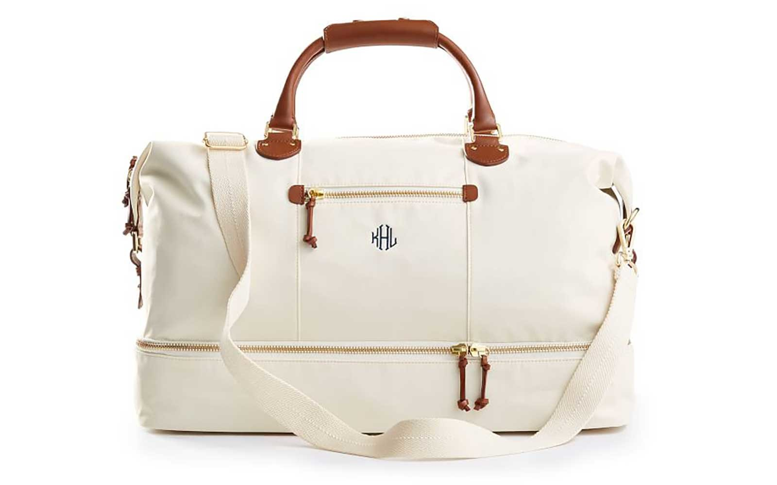 Mark & Graham Monogram Madison Bag