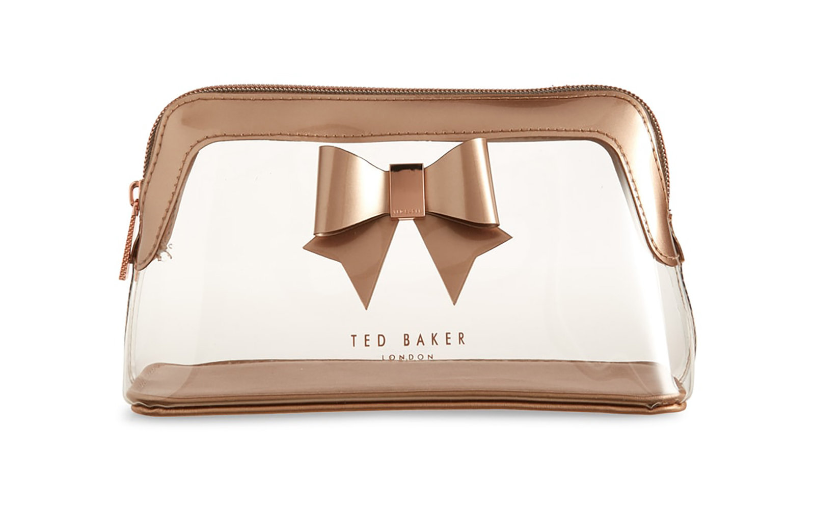 317c0e3f0424 The Best Clear Travel Makeup Bags   Cosmetics Cases