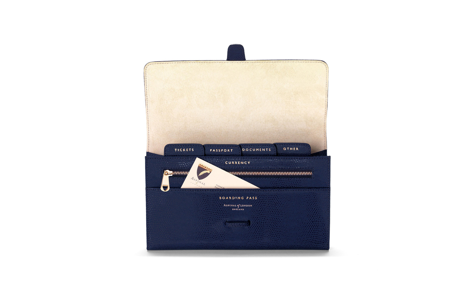 Aspinal of London, Classic Travel Wallet