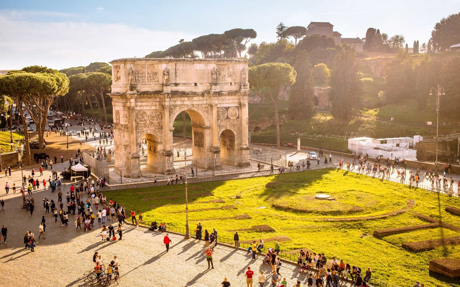 Long Weekend Getaways - Rome, Italy