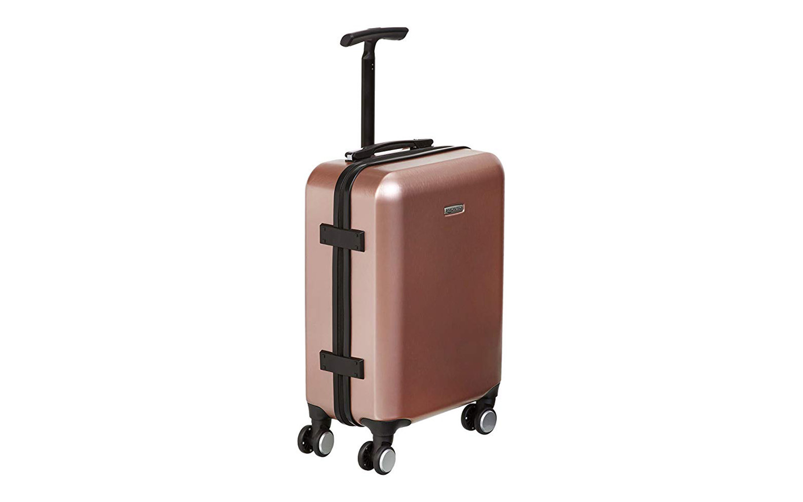 AmazonBasics Hardshell Spinner Suitcase with Built-In TSA Lock
