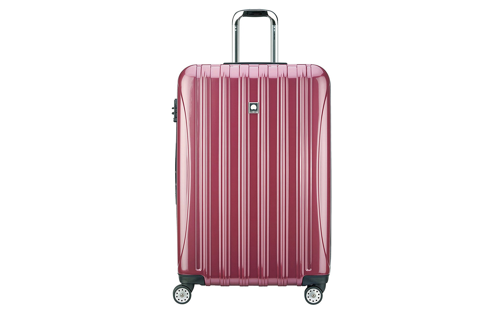 Delsey Luggage Helium Aero Spinner Suitcase