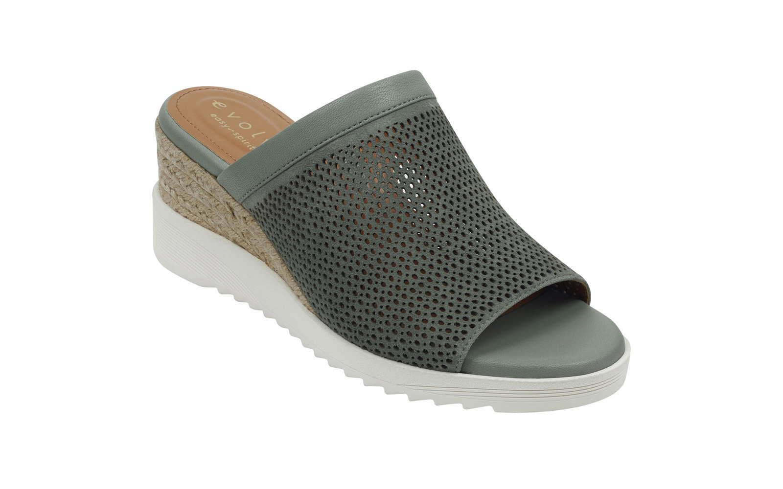 Zooey Wedge Slide Sandal
