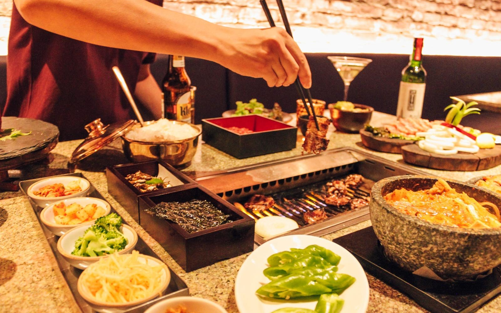The Best New Korean Restaurants In New York City Travel