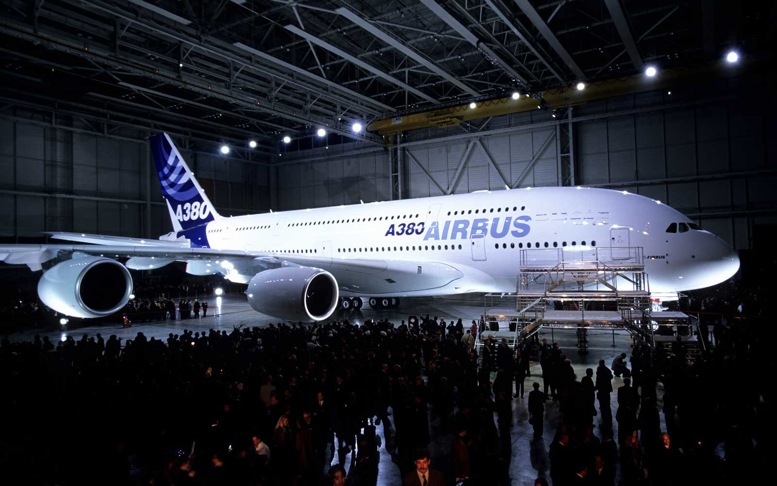 Airbus Bids Adieu to the A380