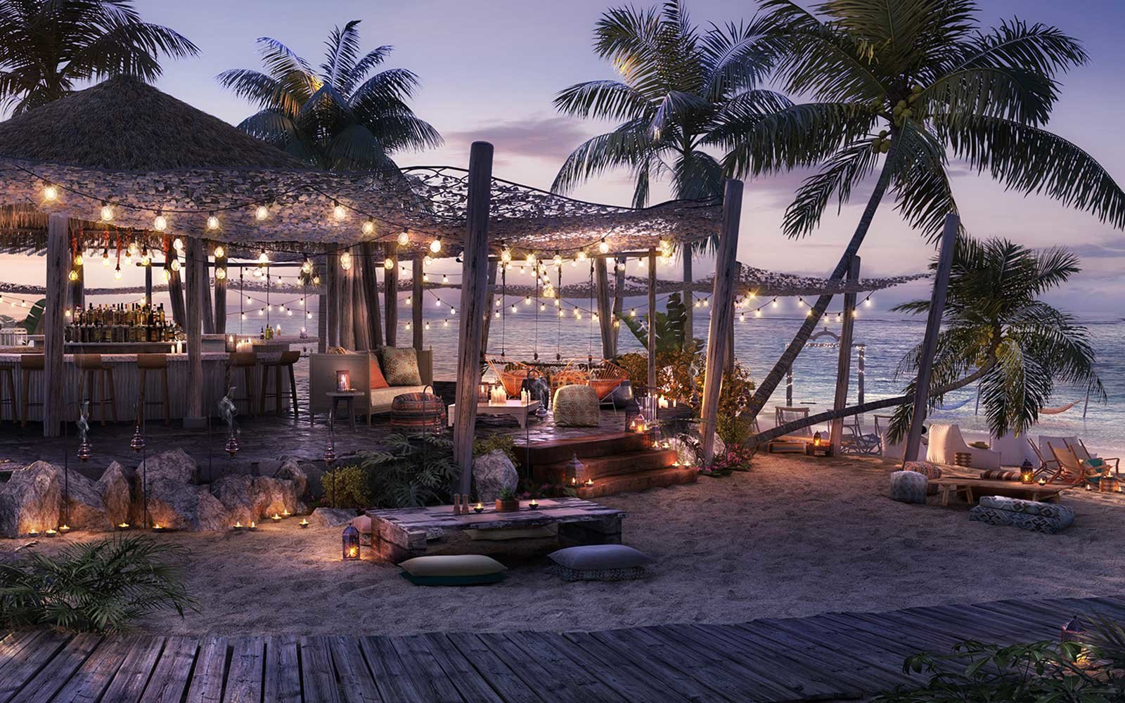 Virgin Voyages Wants To Build A Party Scene In The Bahamas
