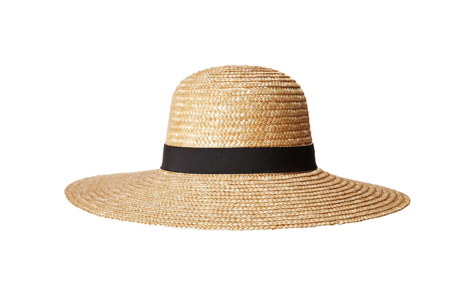 San Diego Hat Company Round Crown Straw Hat