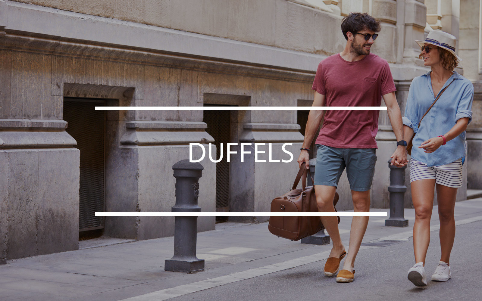 Duffels Durable Luggage