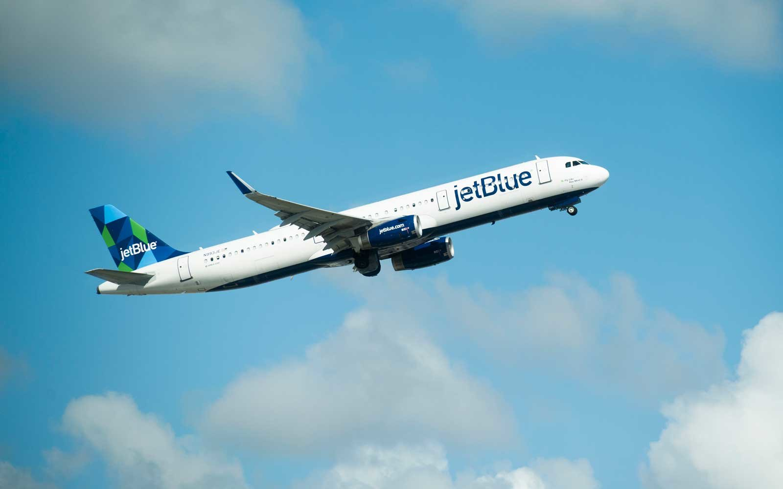 A Baby Was Born on a JetBlue Flight So the Airline Named