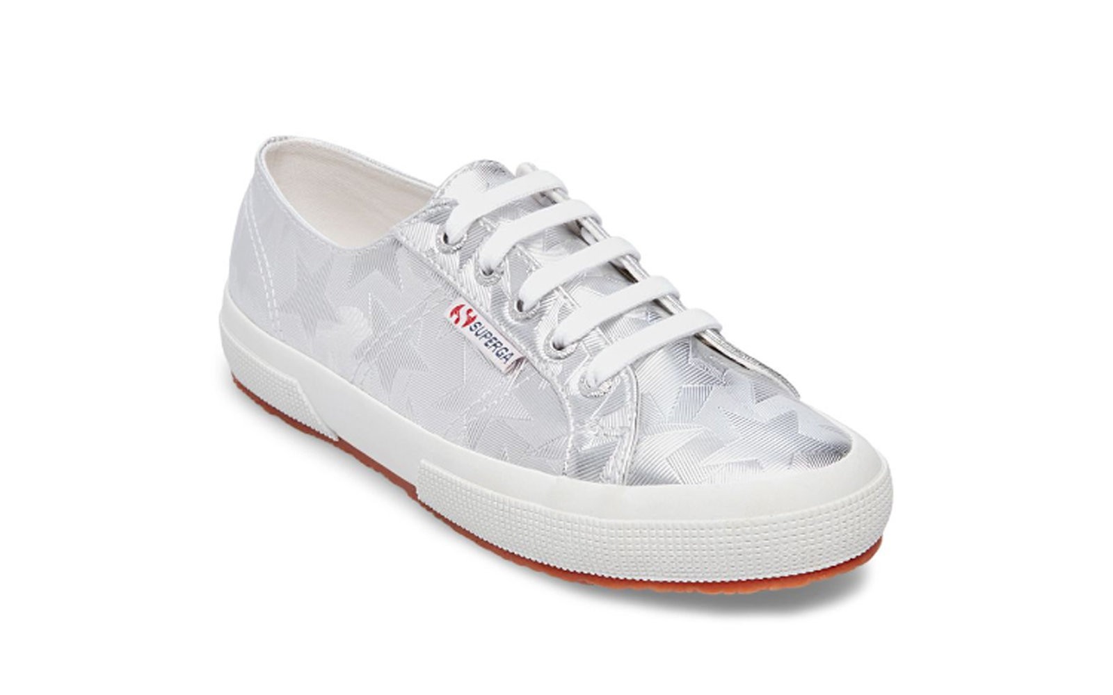 Superga Starchrome Lace-up Sneakers