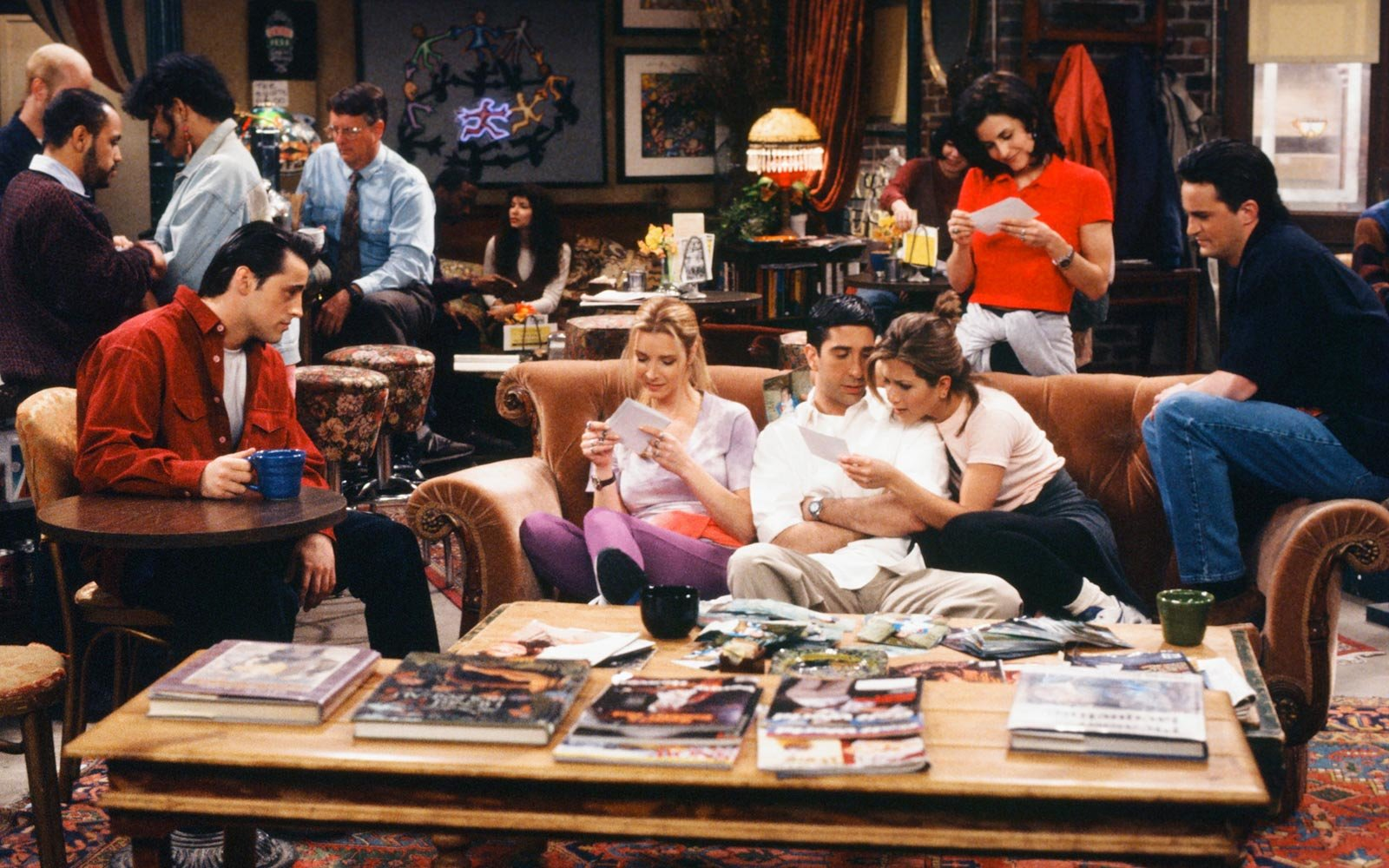 Central Perk, Stars Hollow, and 12 Other Fictional Places You Can Visit in Real Life