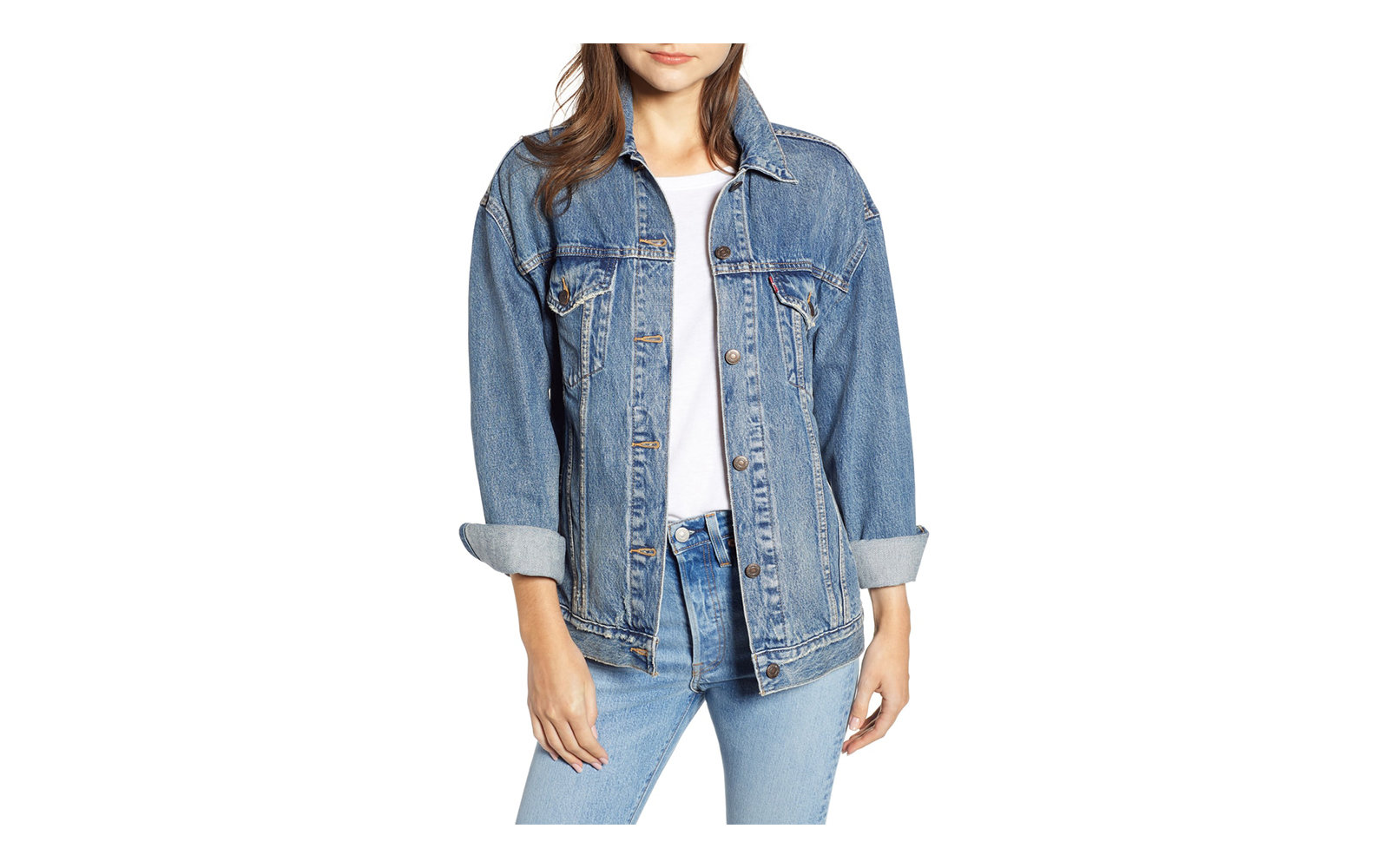 91f4289e3a1 The Best Denim Jackets for Women