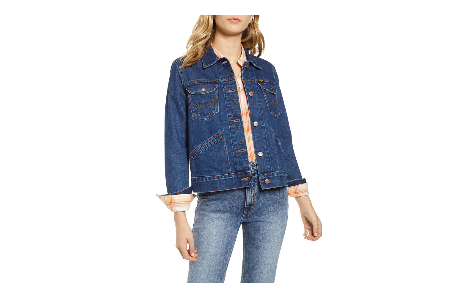 5a27cbff The Best Denim Jackets for Women | Travel + Leisure