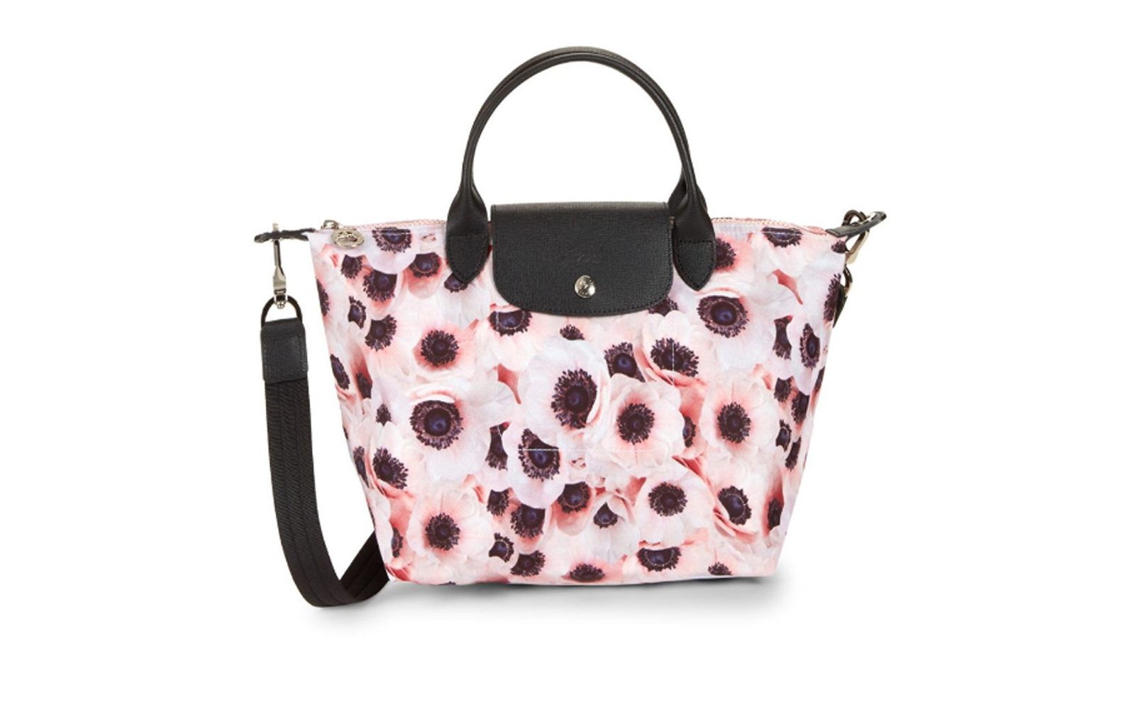 Longchamp Le Pliage Anemone Tote Bag