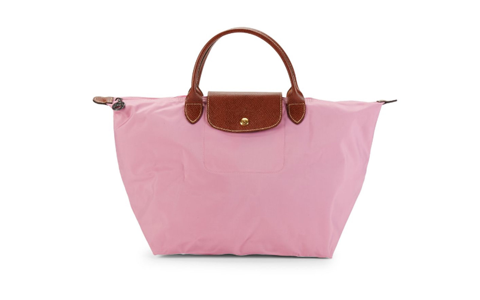 Longchamp Le Pliage Tote Bag in Pink