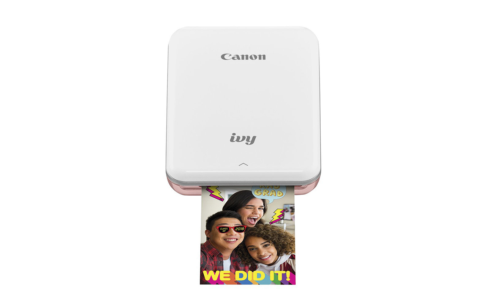 Portable Printer With Photo Editing: Canon Ivy