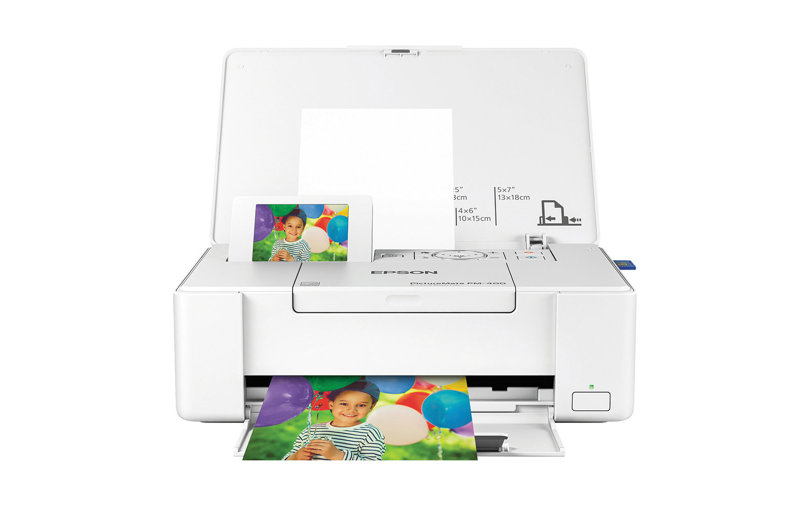 Professional-grade Portable Photo Printer: Epson PictureMate PM-400
