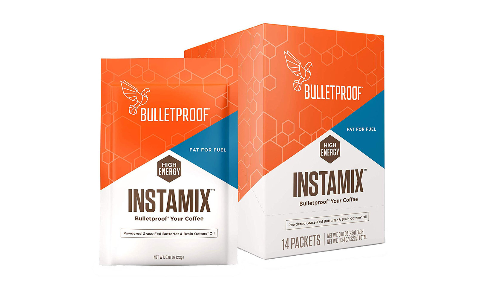 Bulletproof Instamix Packet