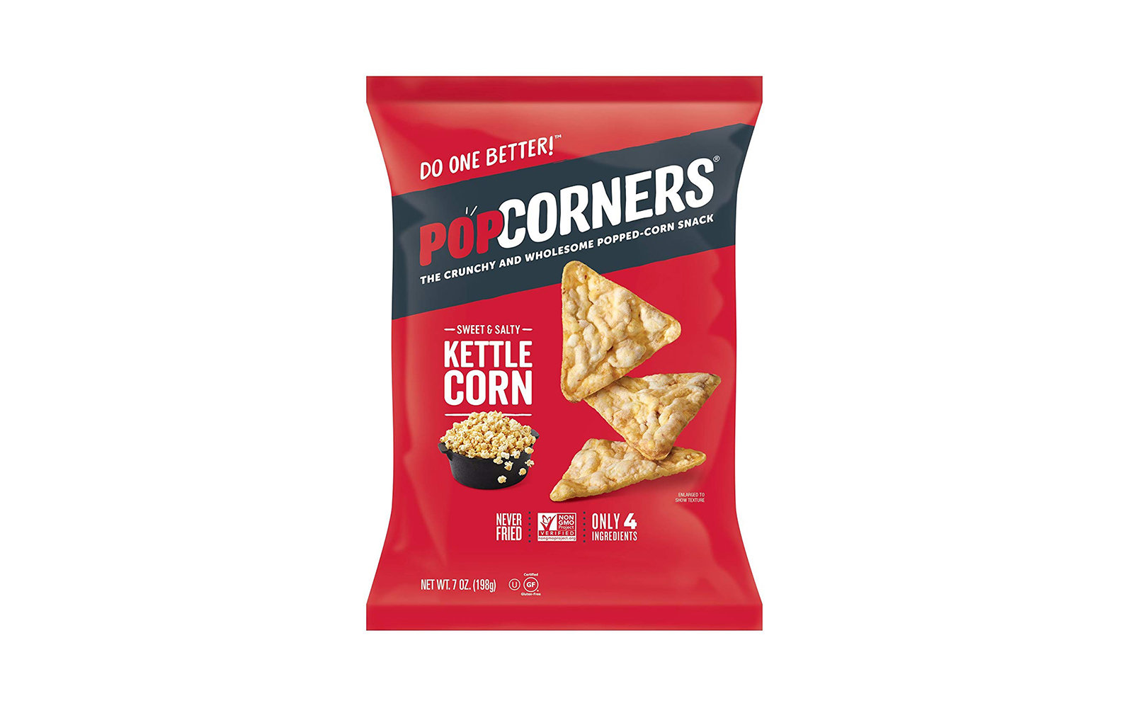 Popcorners Kettle Popped