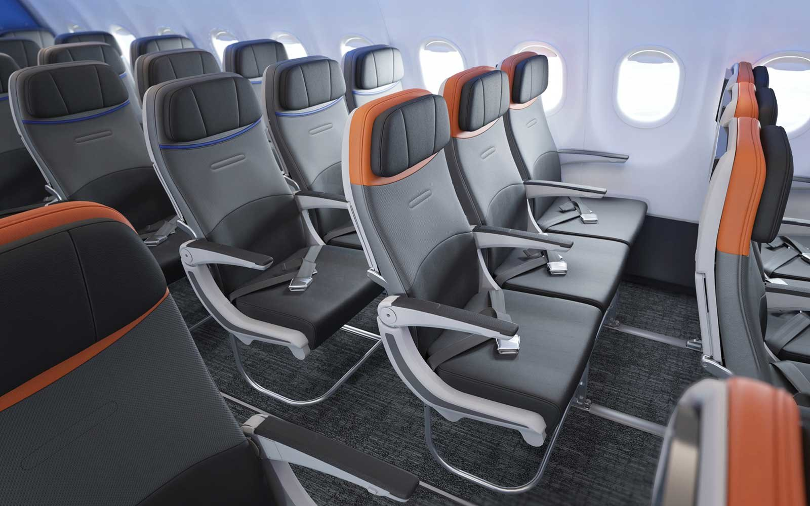 Jetblue Is Getting New Seats Here S What The Redesign