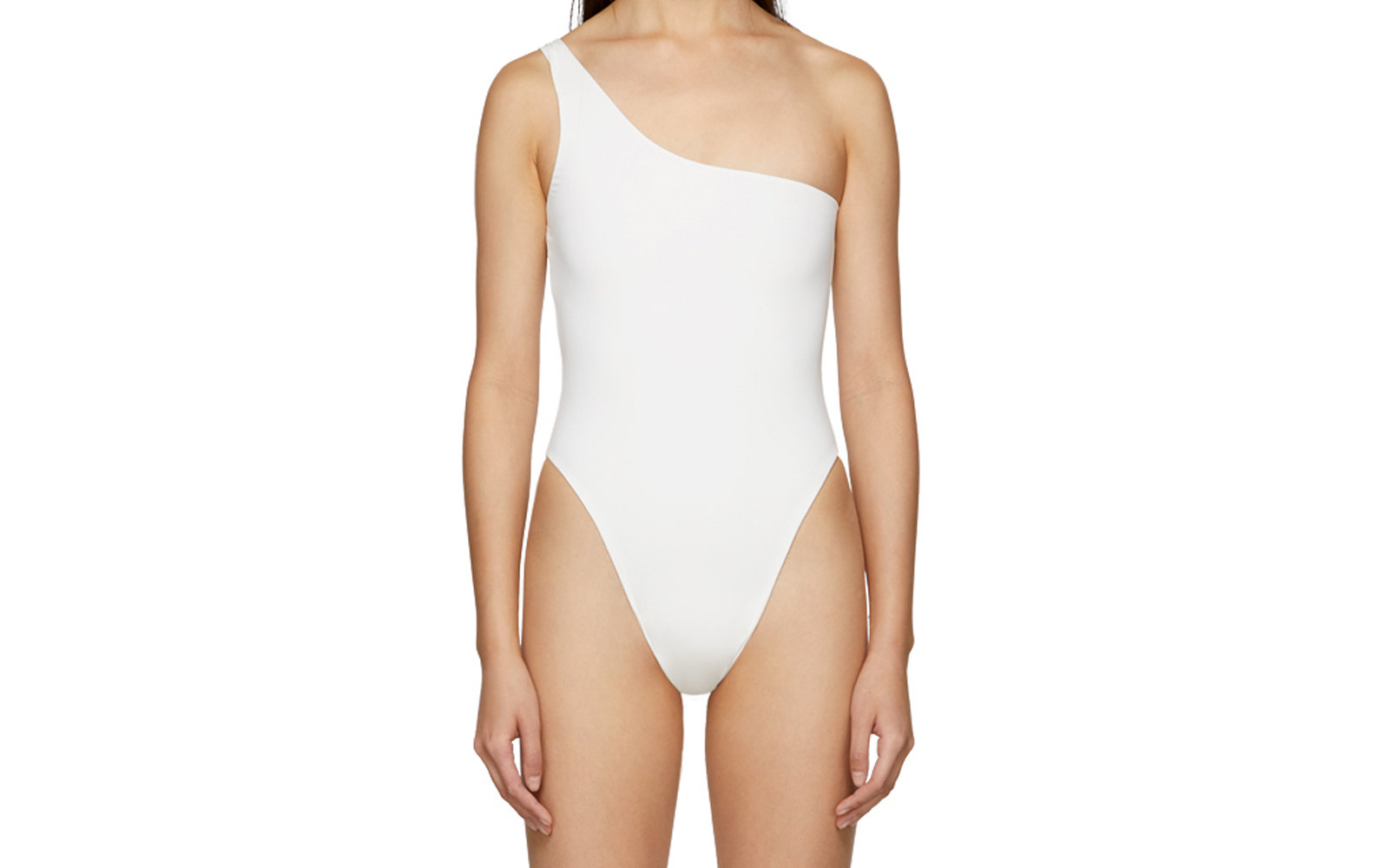Myraswim White Rhoads One-piece Swimsuit