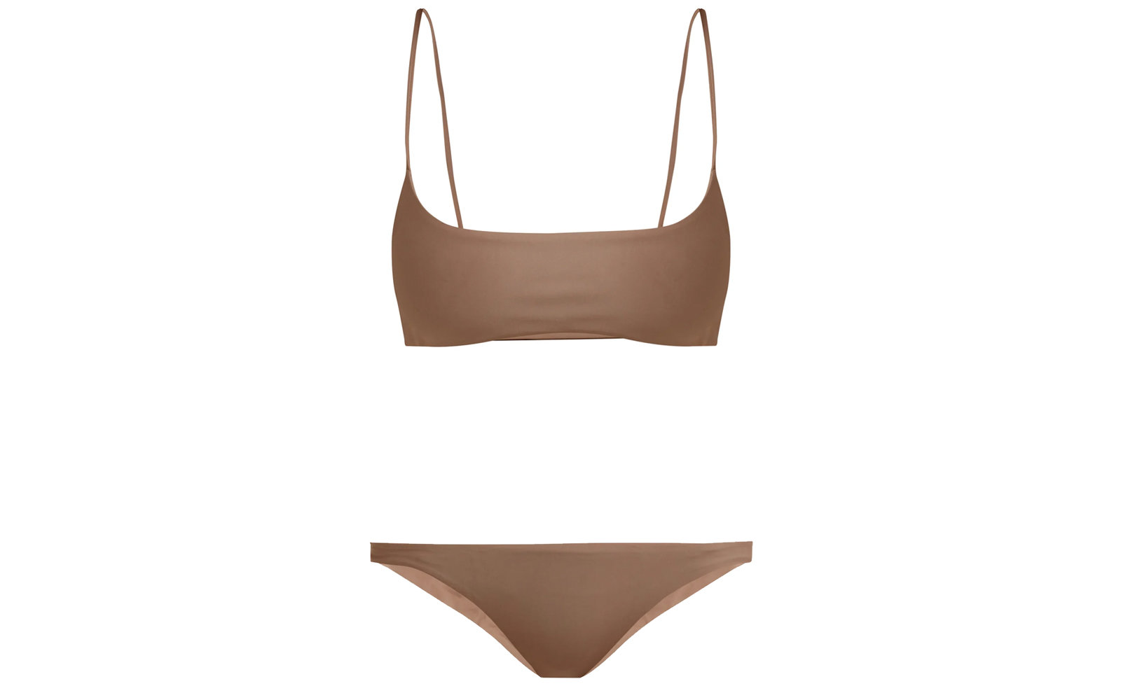 Jade Swim 'Muse' Scoop Bikini Top and 'Most Wanted' Bikini Briefs