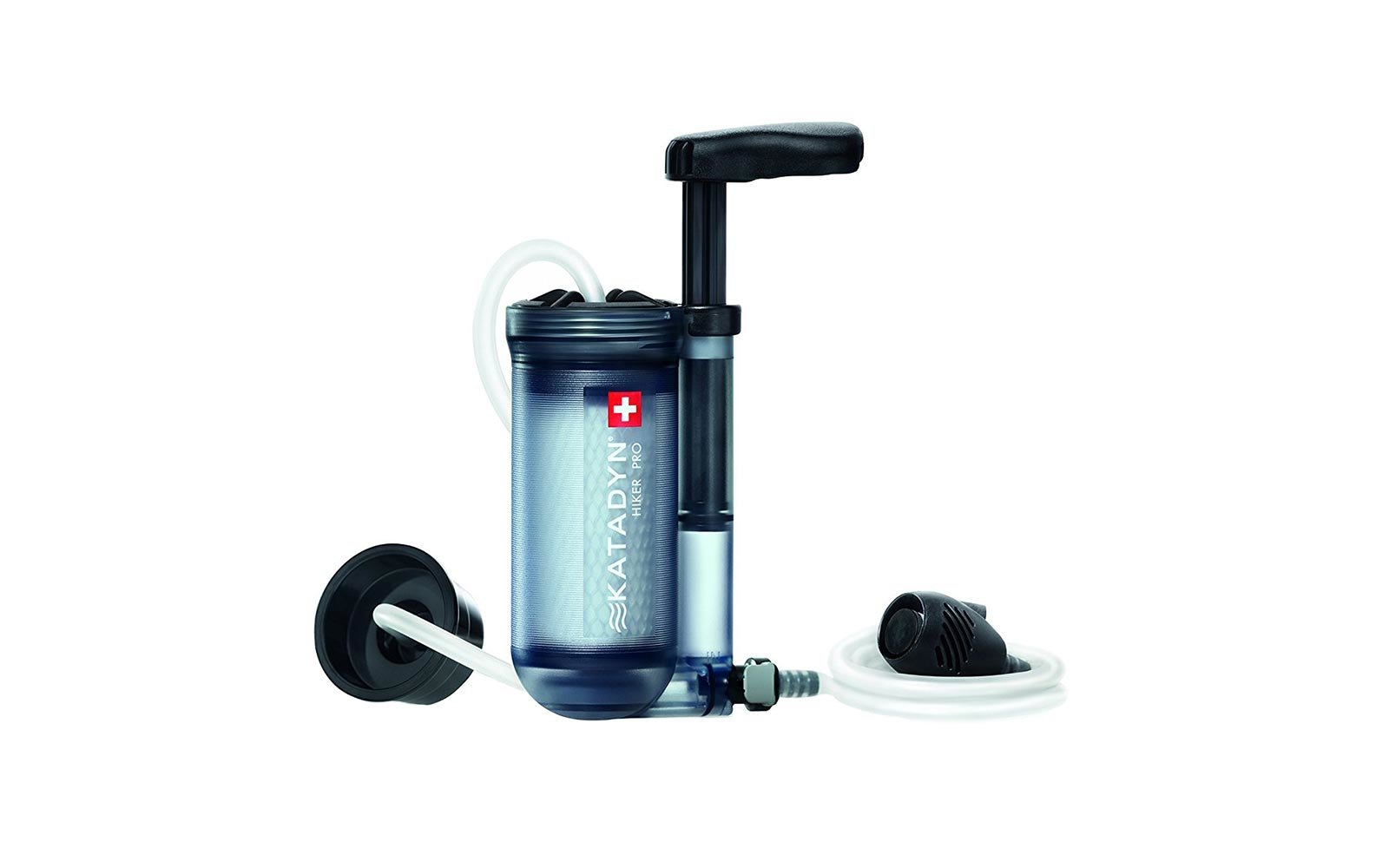 Portable water filter