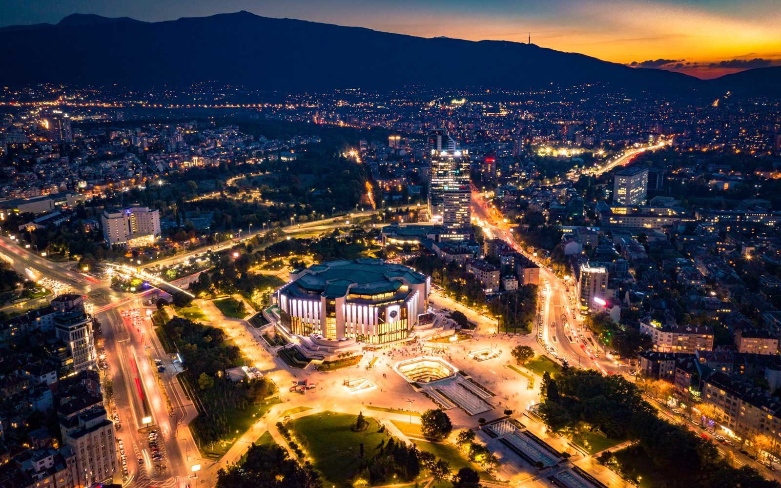Bulgaria's capital of Sofia ranks as one of the cheapest cities to visit for a mini-getaway for two.