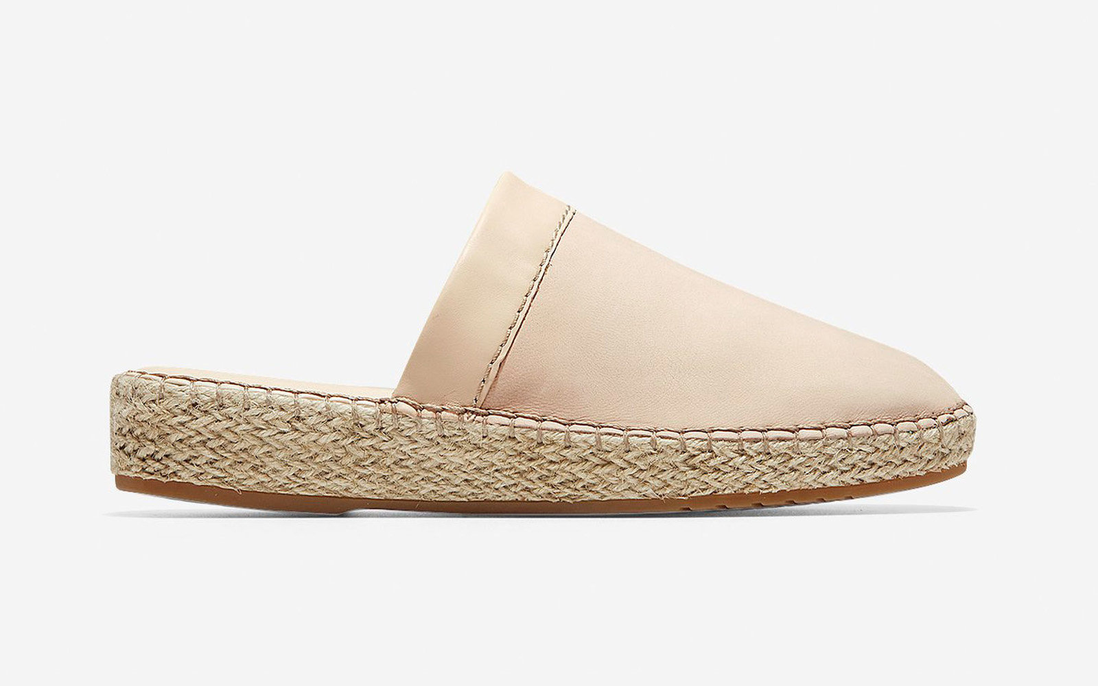 Cloudfeel Espadrille Slide in Brazilian Sand