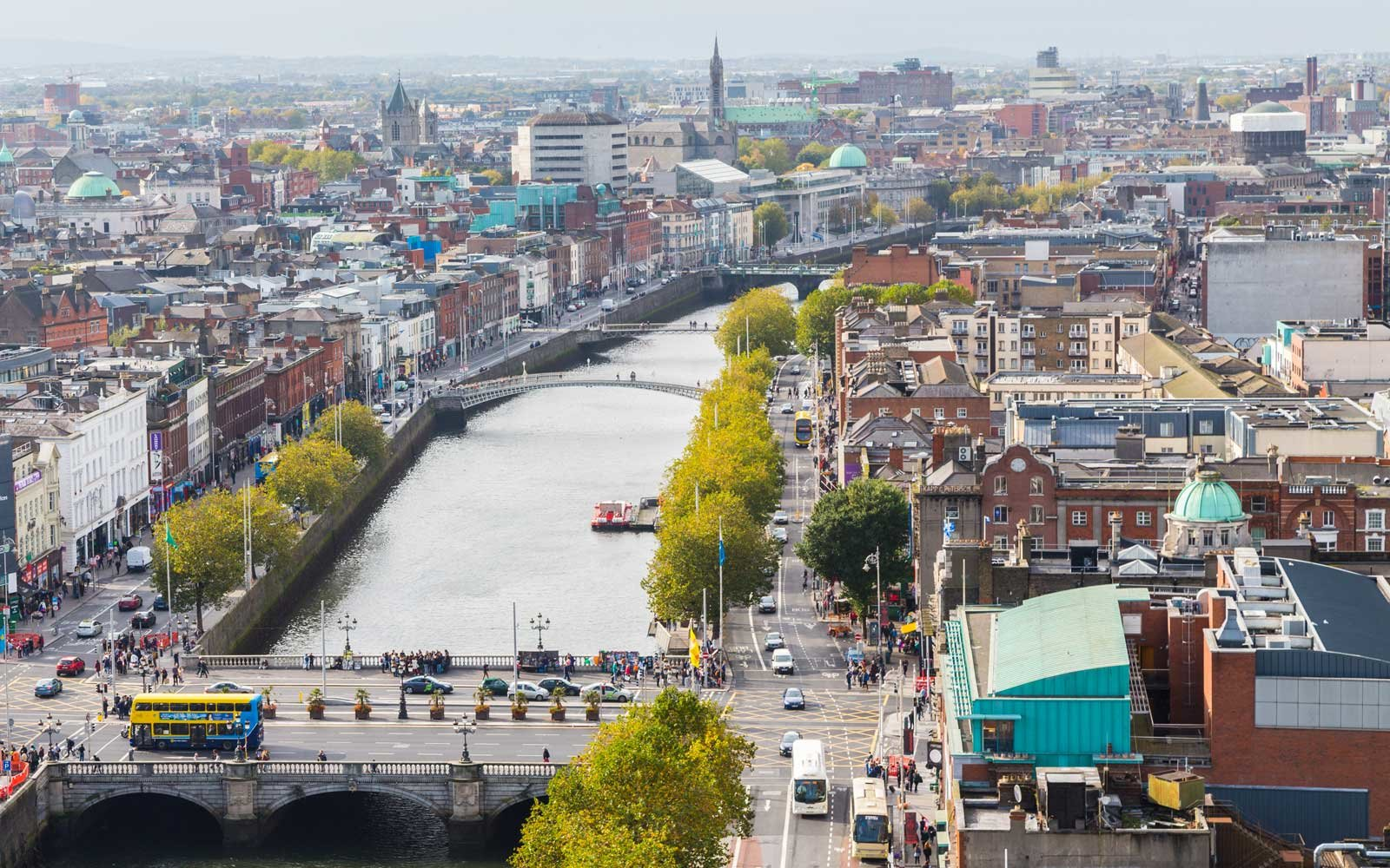 Norwegian Has $99 Flights to Ireland to Celebrate St. Patrick's Day