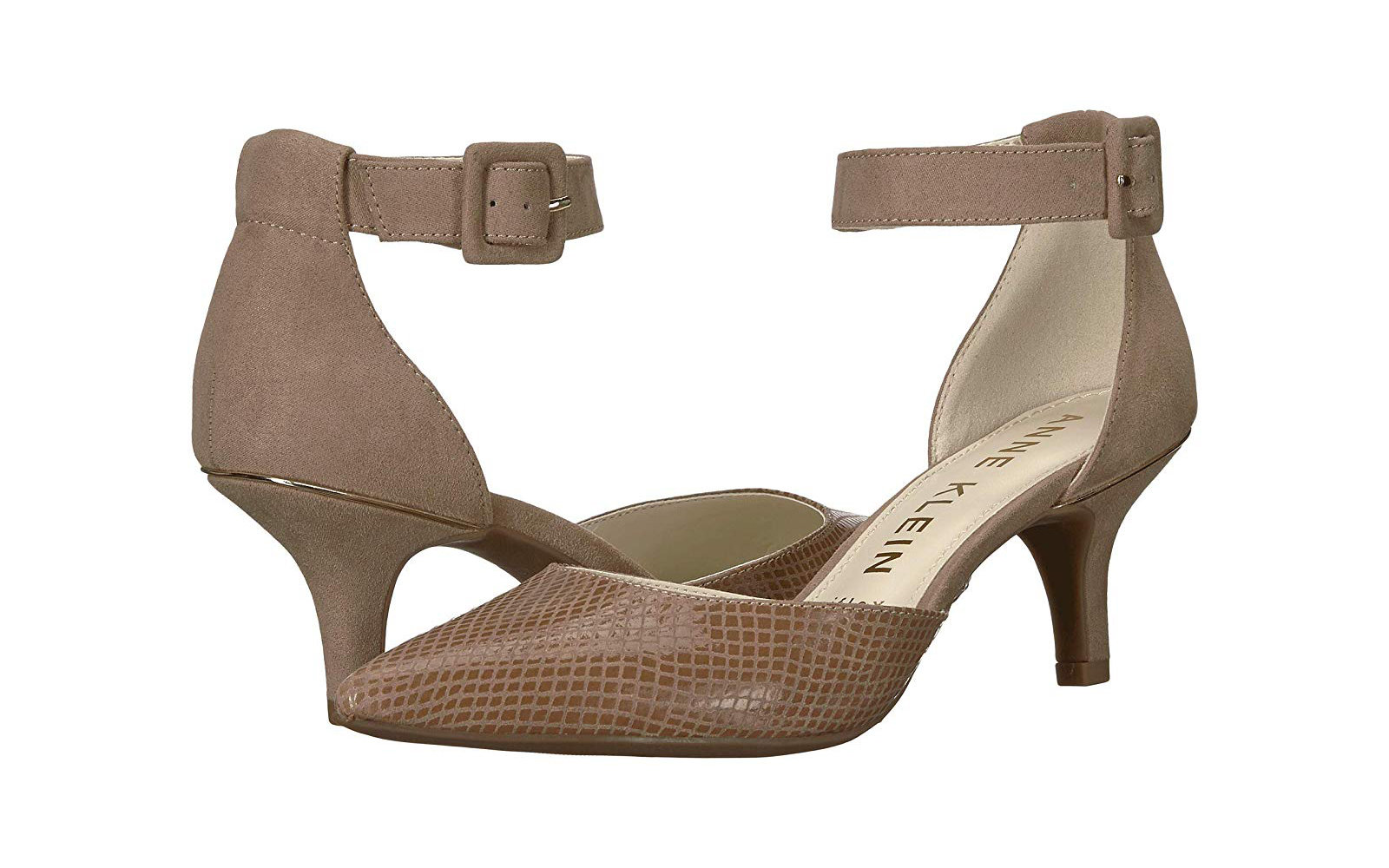 Most Comfortable Ankle-Strap Pump: Anne Klein Fabulist Heels
