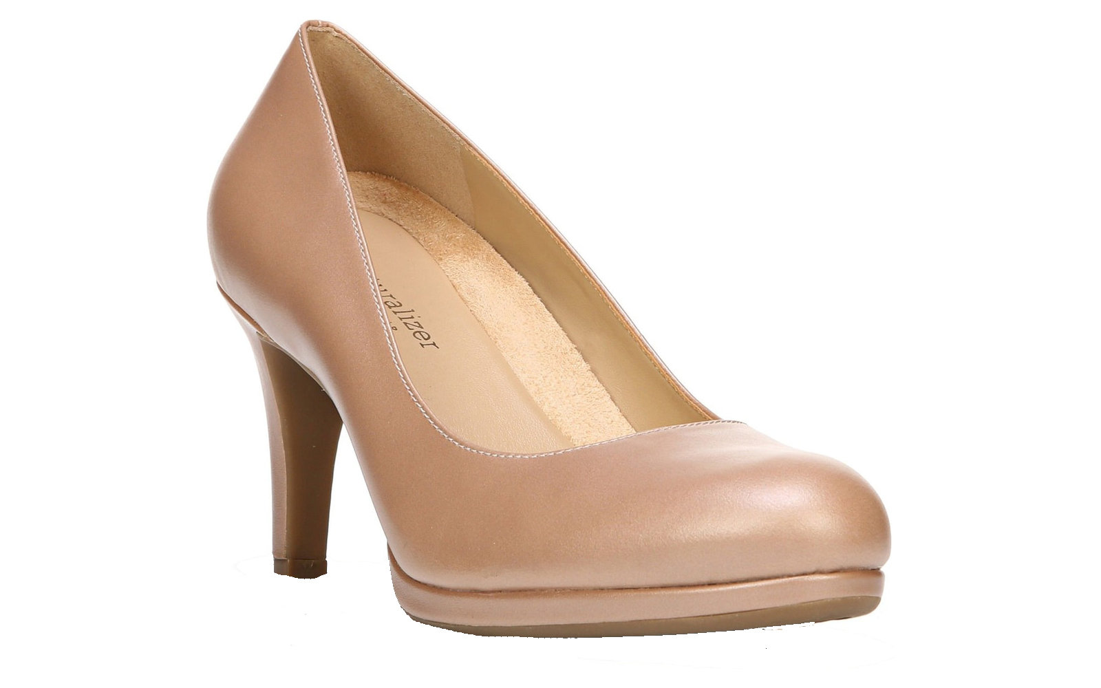 Most Comfortable Round-Toe Pump: Naturalizers Michelle Pump