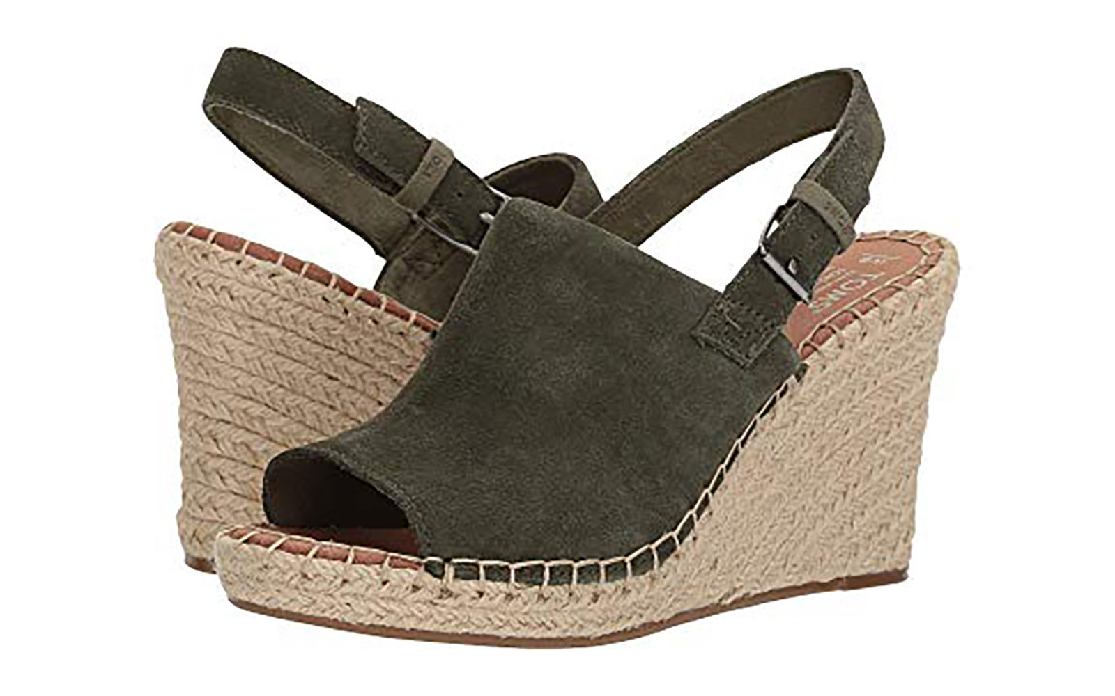 Toms Monica Wedges