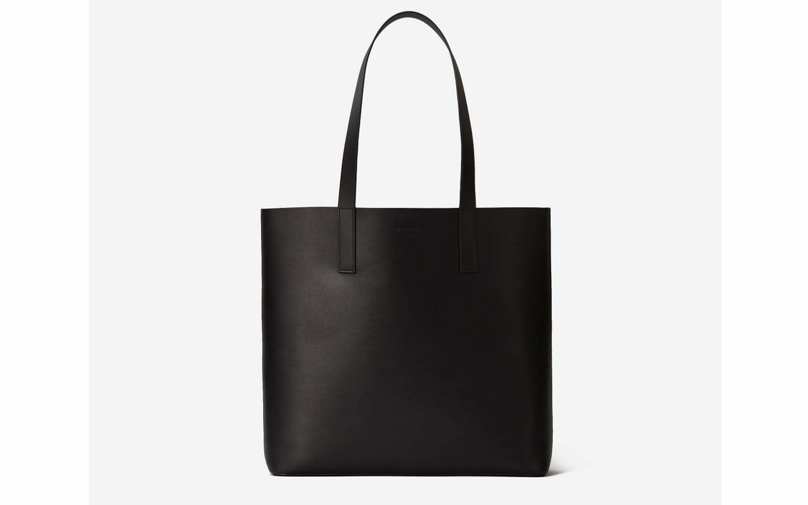 The Day Square Tote in Black