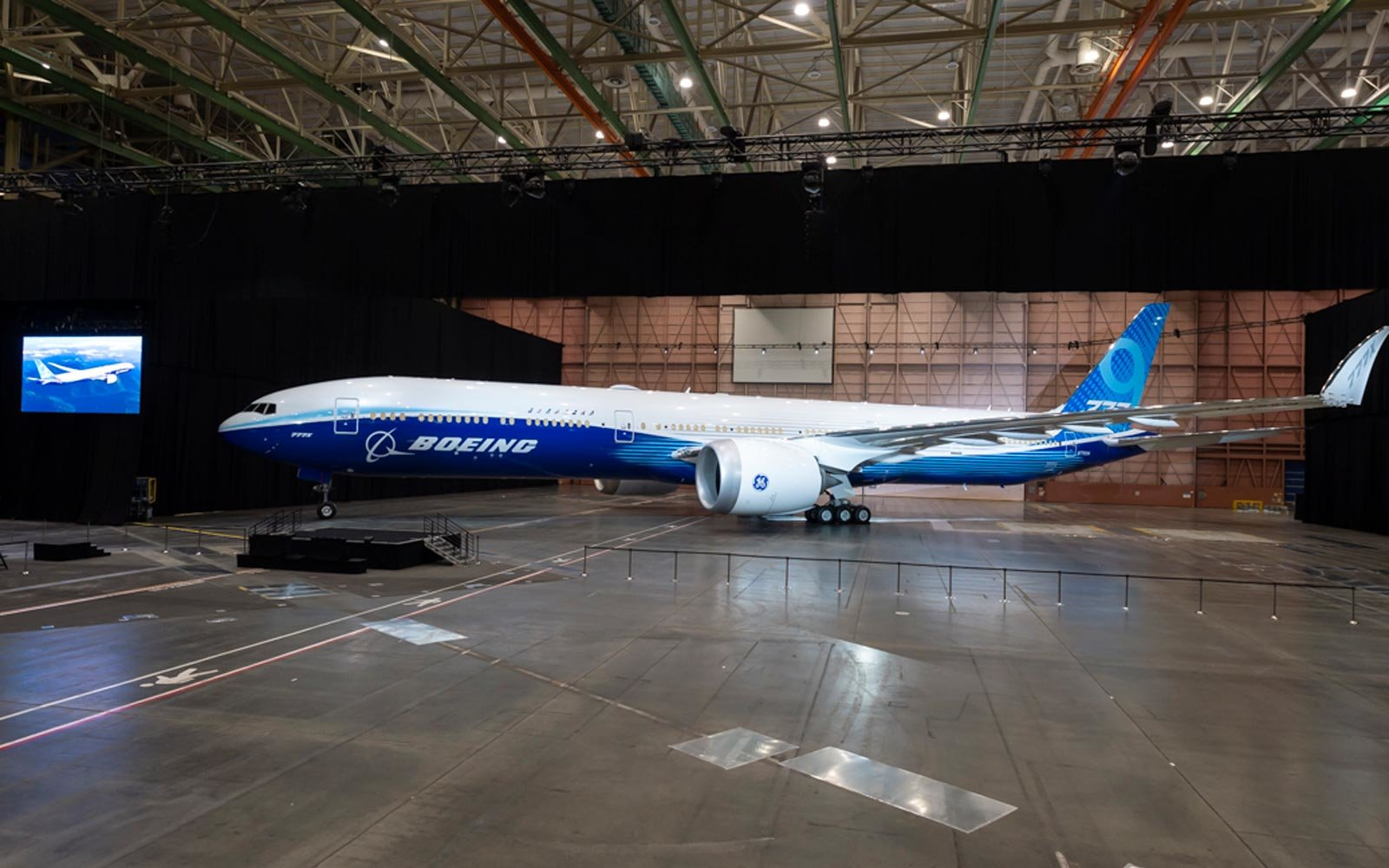 Boeing-777x Roll Out