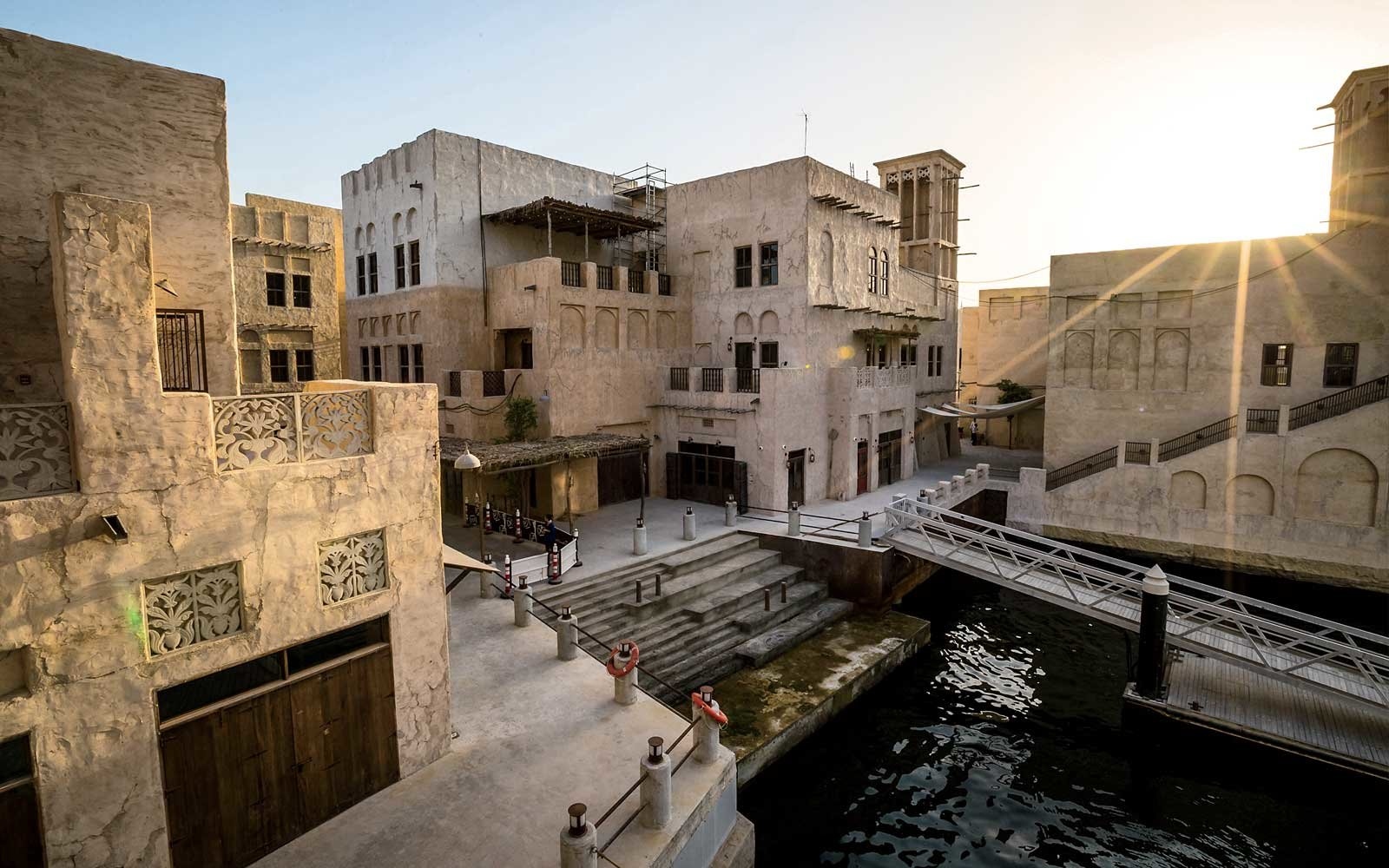 See Another Side of Dubai in This Under-the-radar Historical District