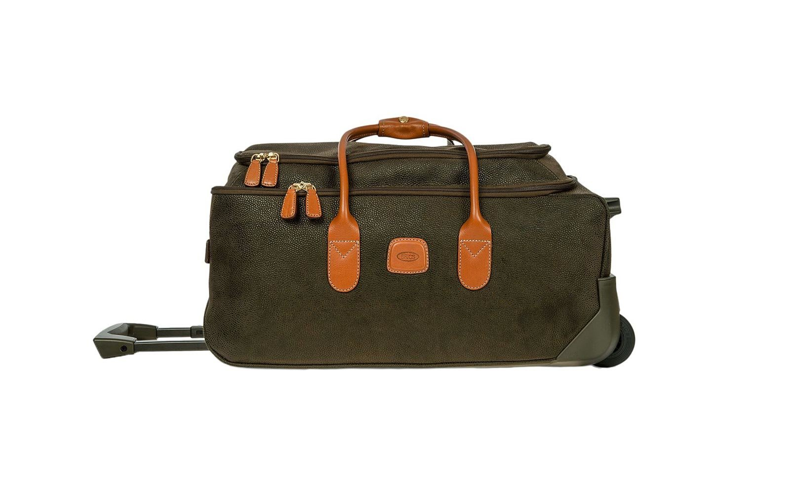 Bric Life Carry-on Rolling Duffel