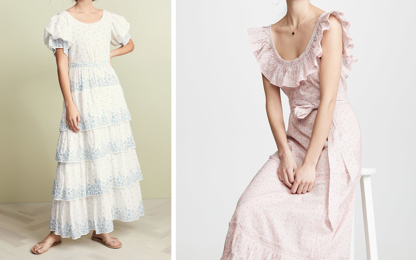 c87c700b9fb8 Where to Find the Prettiest Flowy Spring Dresses | Travel + Leisure