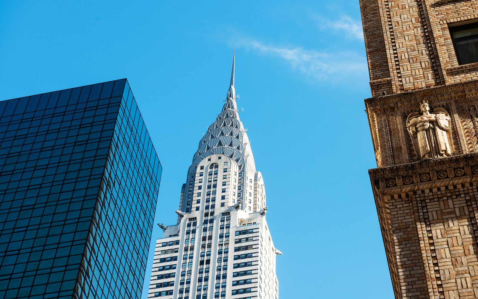 The Chrysler Building May Become New York City's Coolest