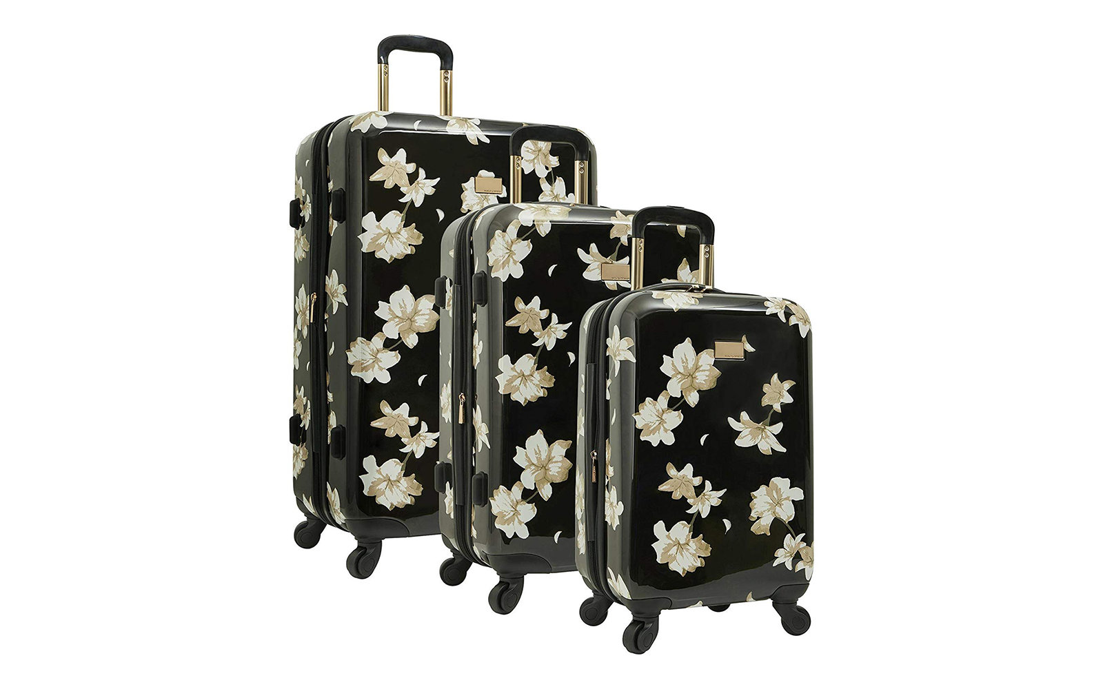 Vince Camuto Corinn Three-Piece Hardside Spinner Luggage
