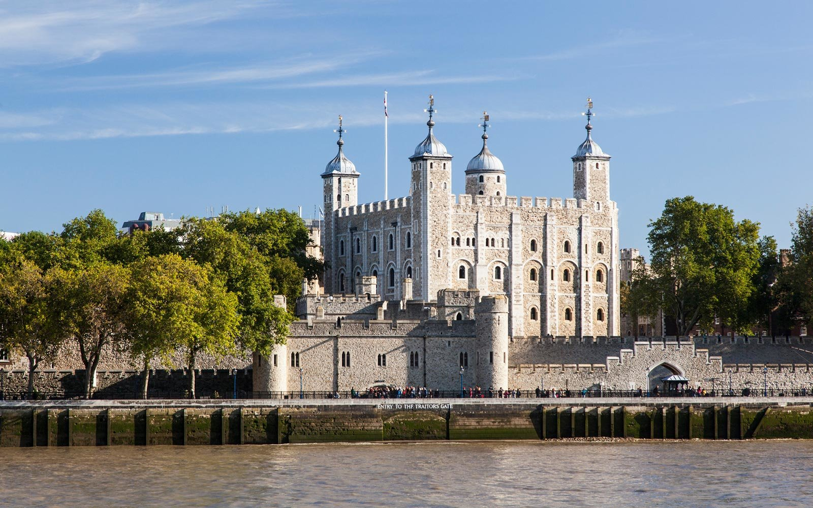 9. Tower of London