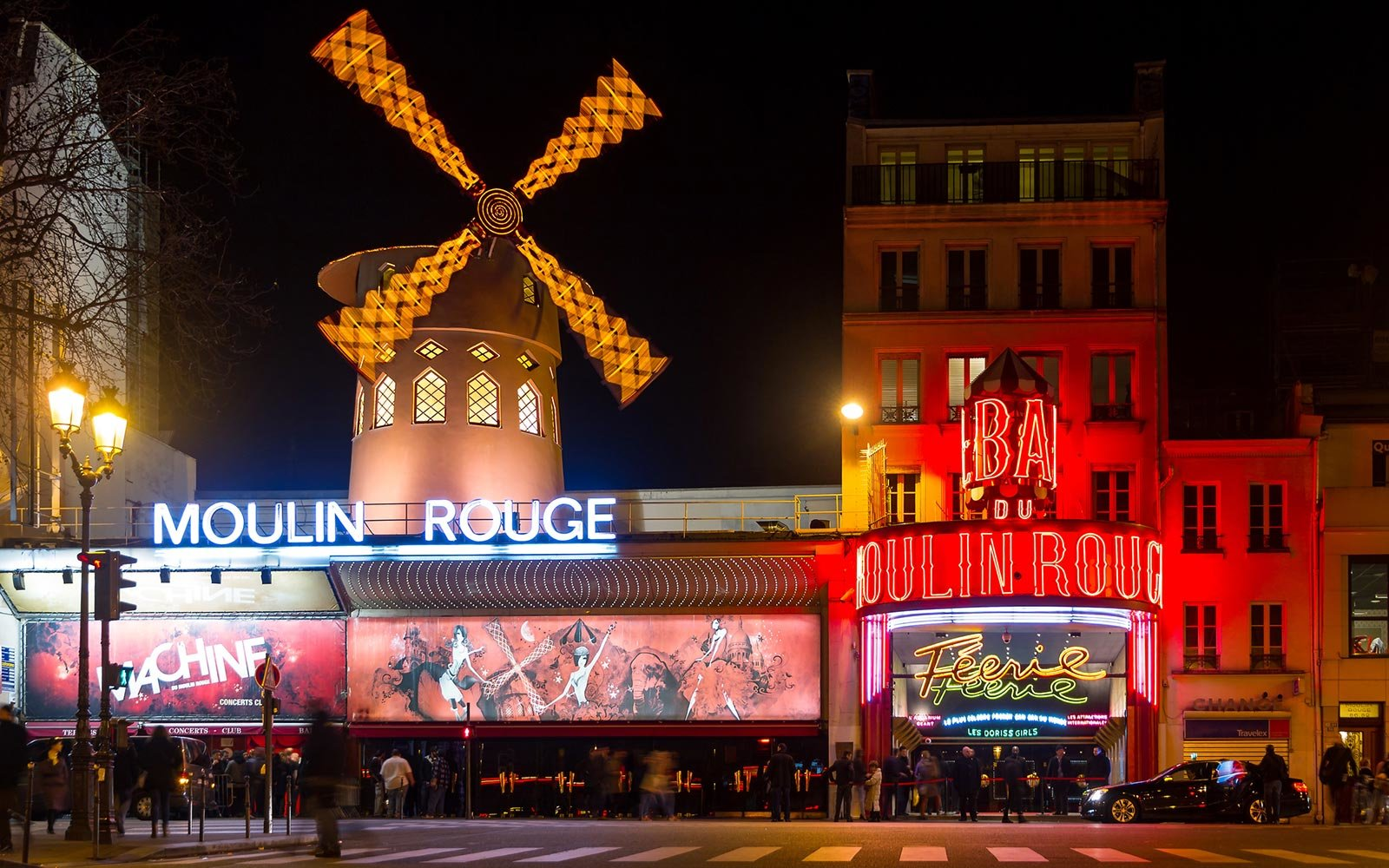 7. Moulin Rouge