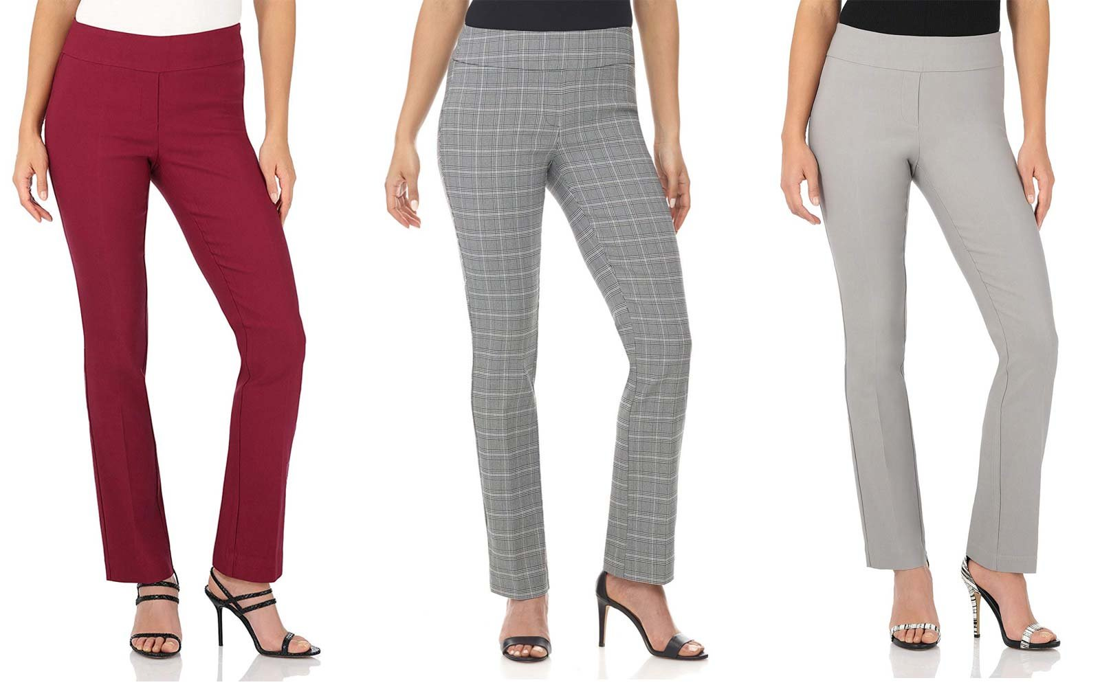 10fc7f904958 Amazon Customers Are Raving About These Work Slacks That Feel Like Yoga  Pants — and They re Only  35