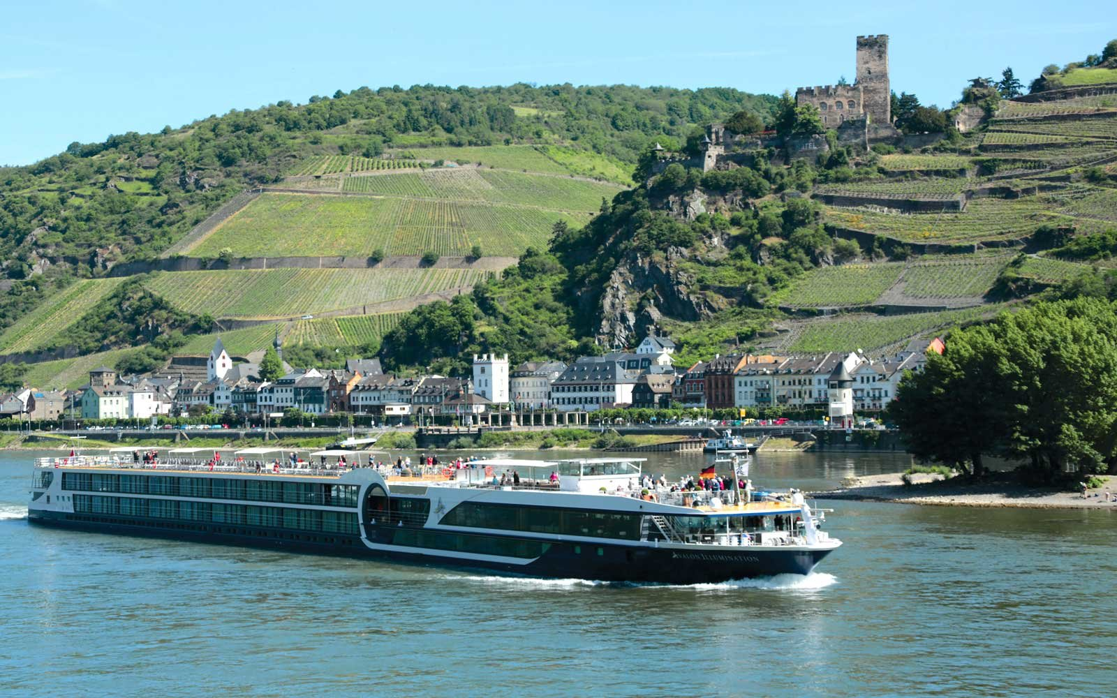 Avalon Waterways European River Cruise