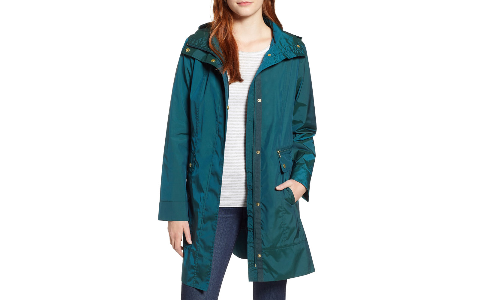 c4452393e 14 Best Women's Rain Jackets, According to Customers | Travel + Leisure