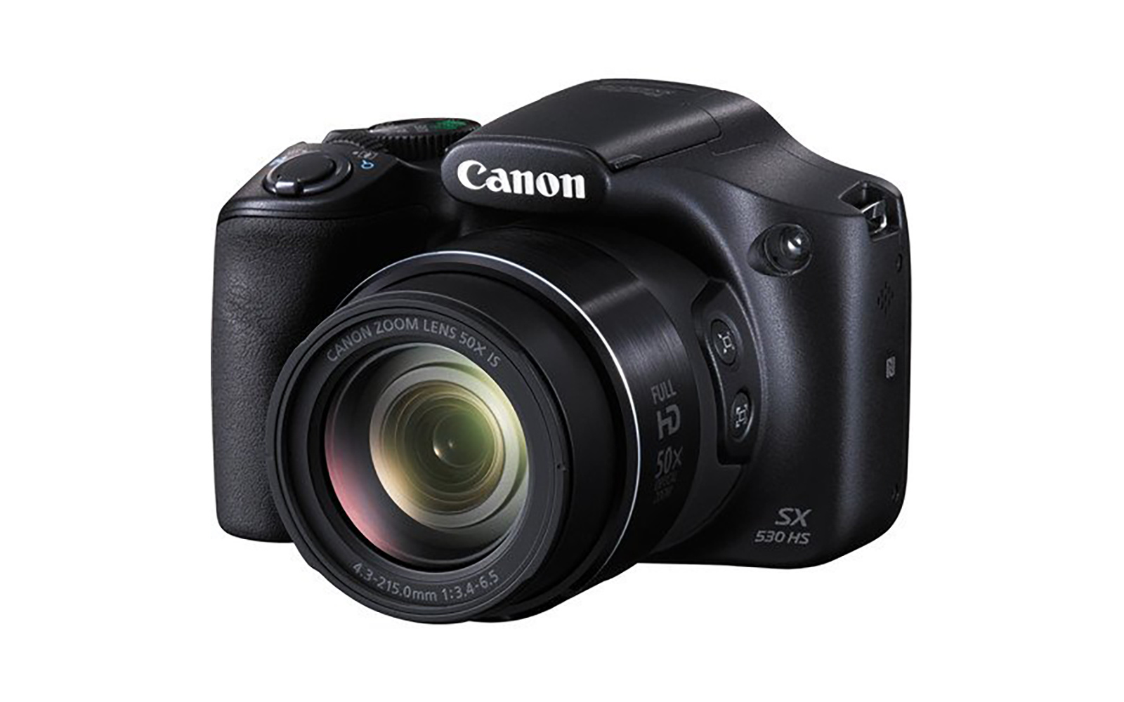 Best Affordable Travel Camera: Canon PowerShot SX530HS