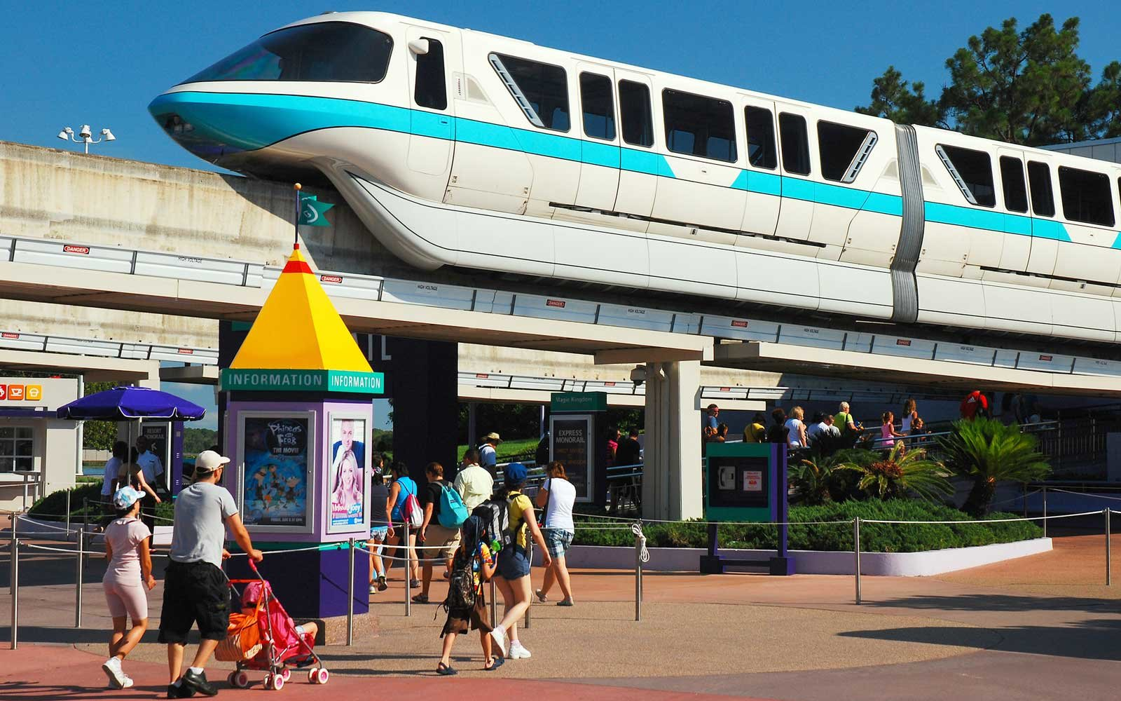 Disney Parks Ban Large Strollers, Smoking and Vaping, and Ice in Coolers