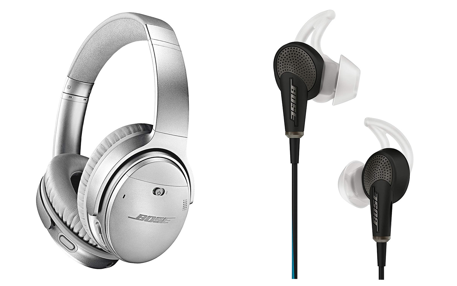 Bose QuietComfort Wireless Headphones