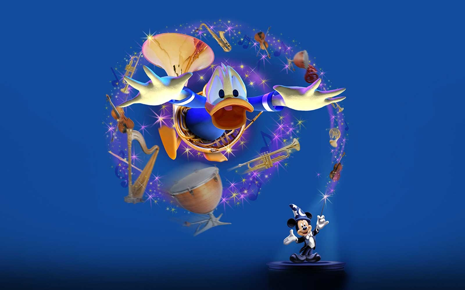 Mickey's PhilharMagic Premieres in April 2019 at Disney California Adventure Park